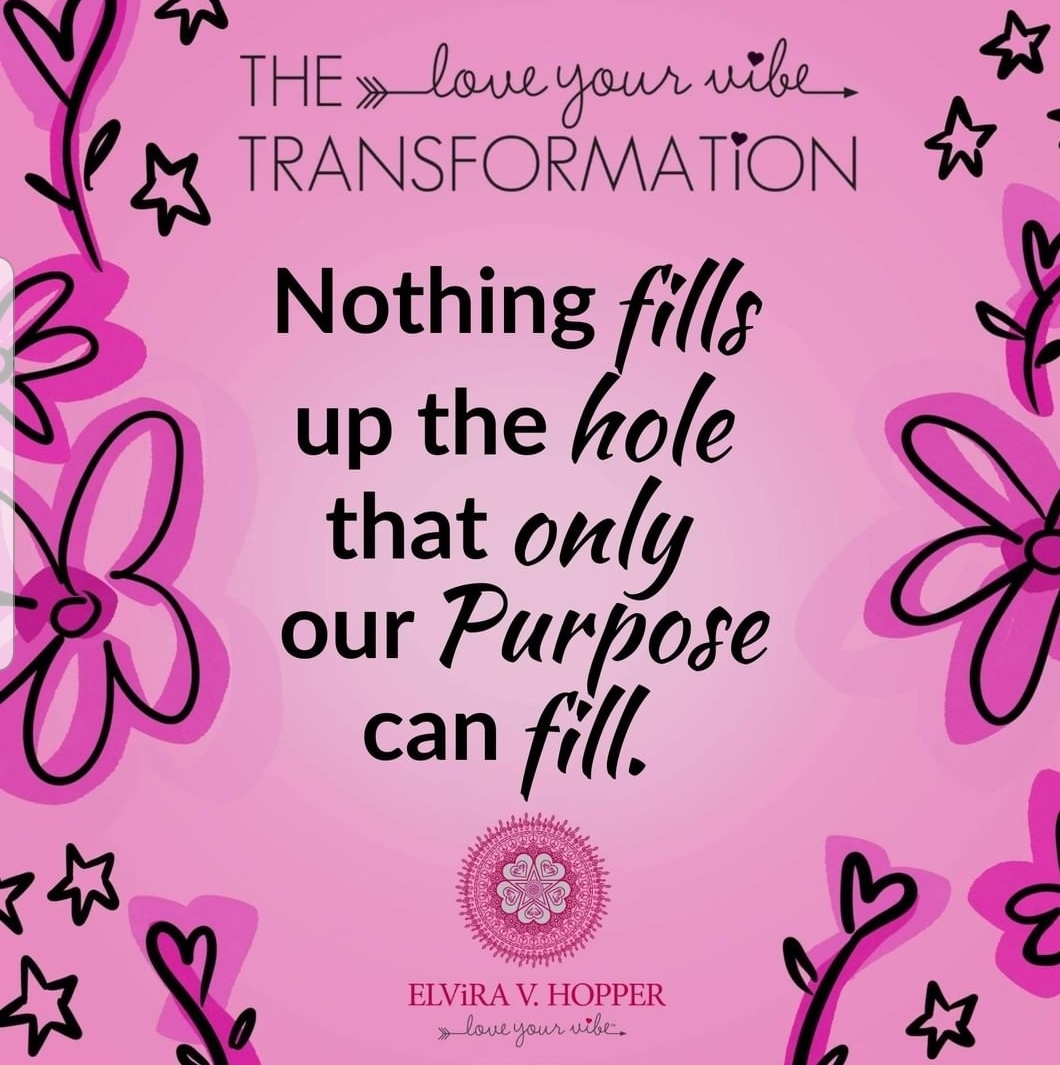 Purpose Fills